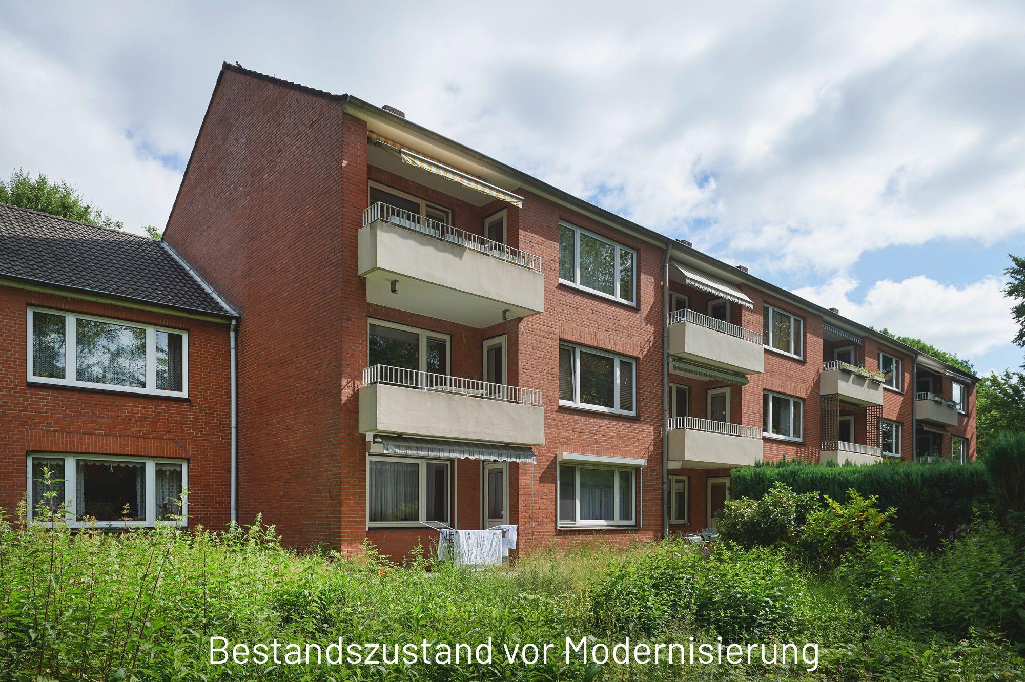 Hans-Schwenkel-Wohnanlage Bestand