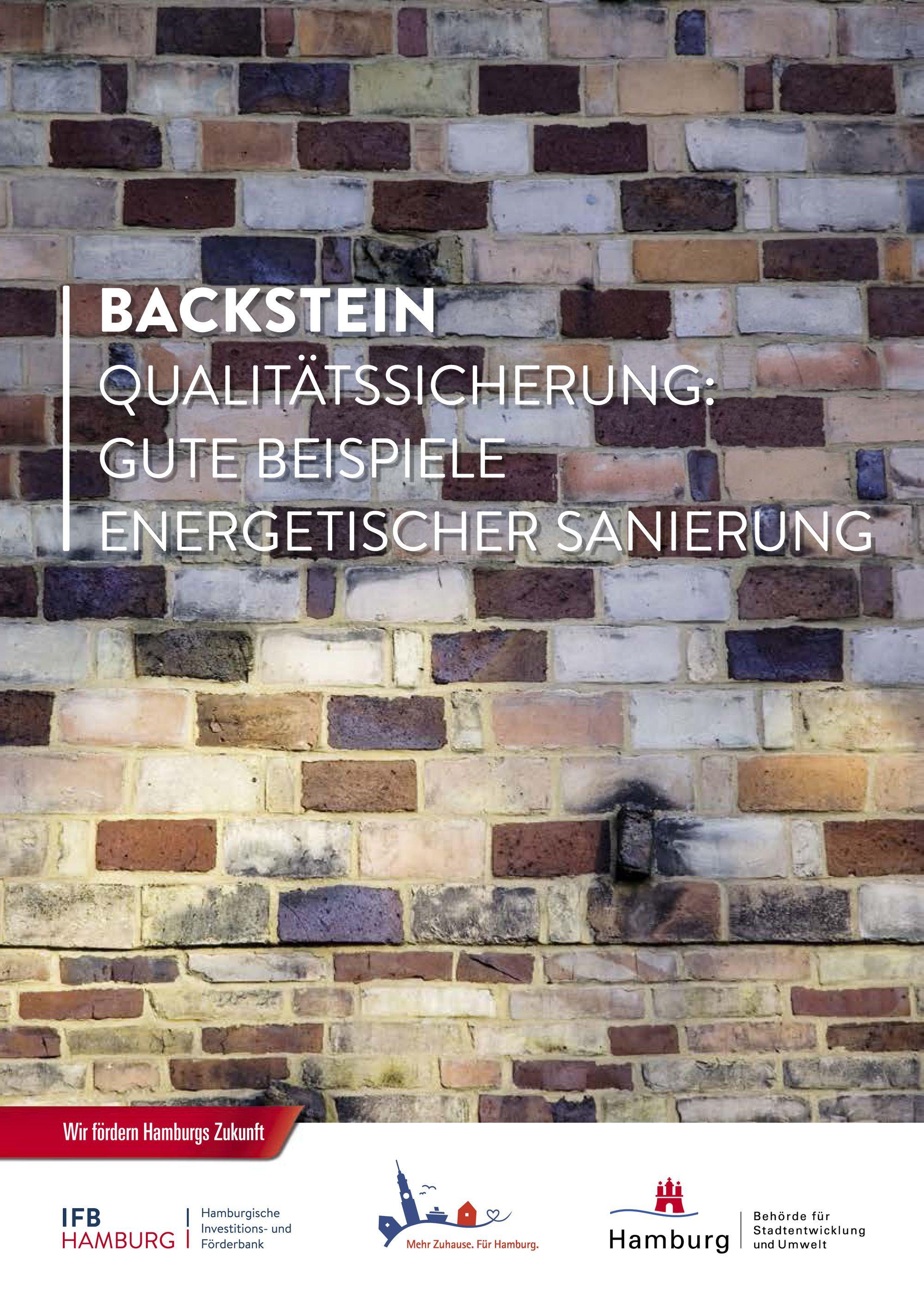 Backstein Qualitätssicherung: Gute Beispiele Energetischer Sanierung
