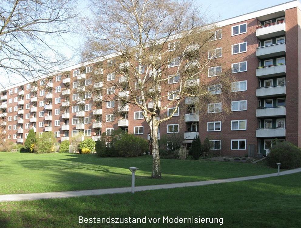 Ueckerstraße Bestand