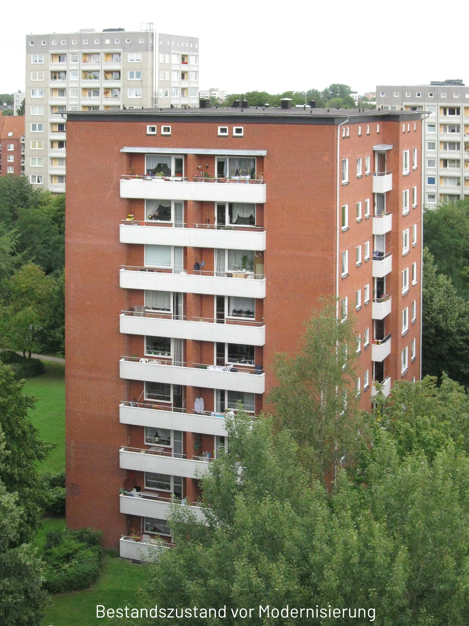 Wiebelstraße Bestand